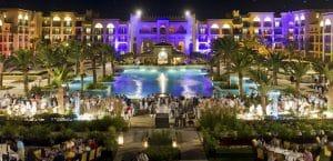 mazagan resort party