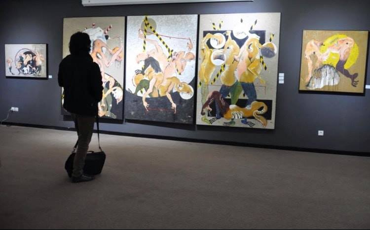 Casablanca to Marrakech Museums Tour and Art Galleries