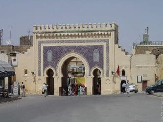 bab boujloud fes Fes International Airport