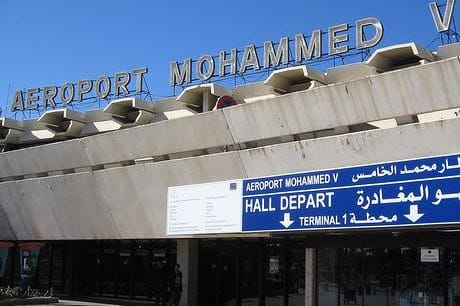 CMN Casablanca Airport Cmn Casablanca International Airport