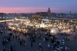 Casablanca to Marrakech One Day Tour