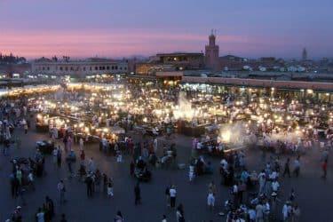 Casablanca to Marrakech One Day Tour