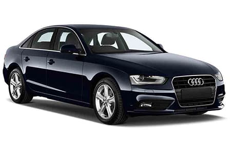 Audi A4 Casablanca Airport pick up and transfers
