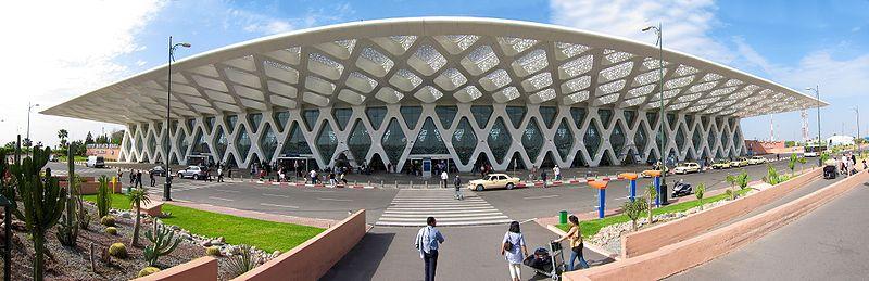 marrakech menara airport rak